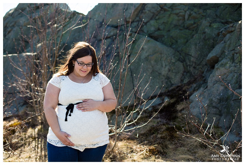 Maternity Photos Newfoundland