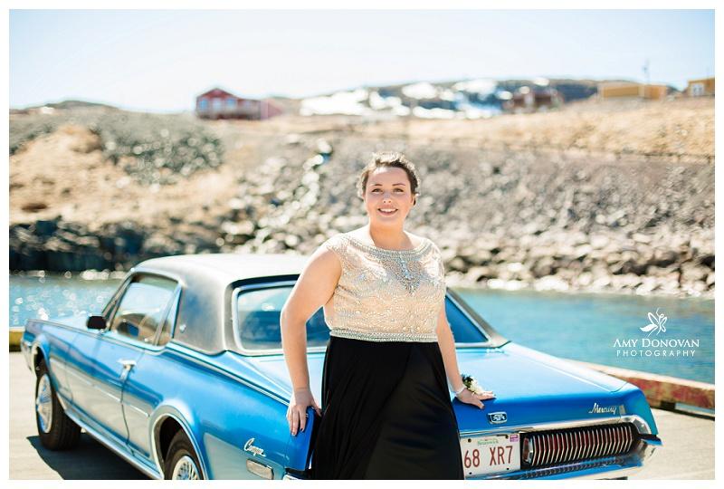 Newfoundland Grad Portraits