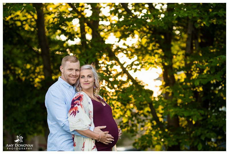 St. John's Maternity Photographers