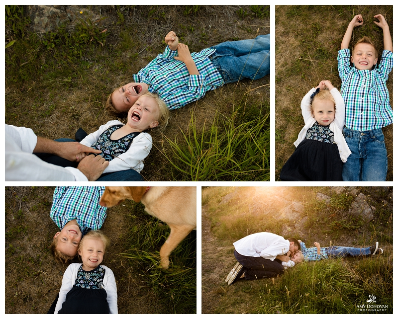 Fun Family Portraits in St. Johns