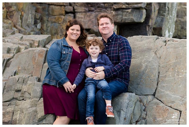 Family Photos St. John's Newfoundland