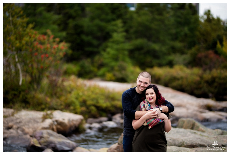St. John's Engagement Photos at Manuel's River