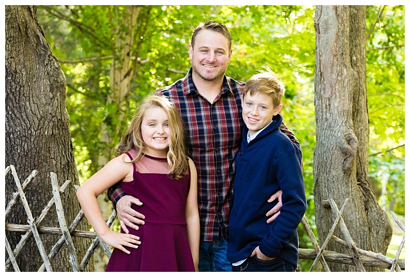 Newfoundland Family Portraits
