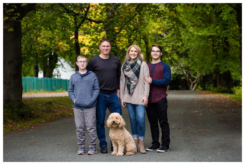 Family Portraits in St. John's