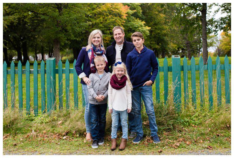 Family Photos in St. John's Newfoundland